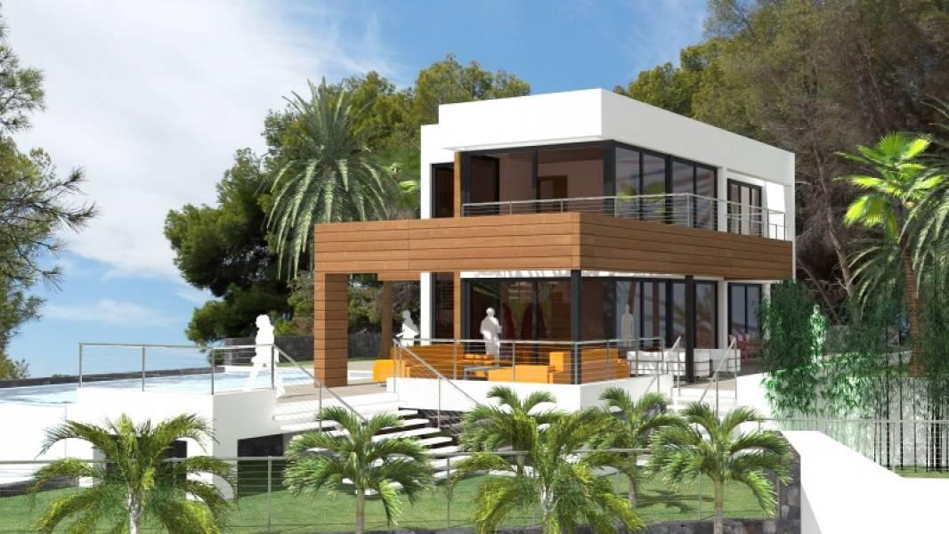 Villa Moraira