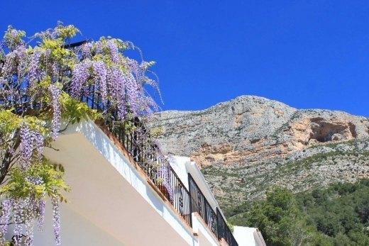 Villa en venta Sur del Montgo en Javea.