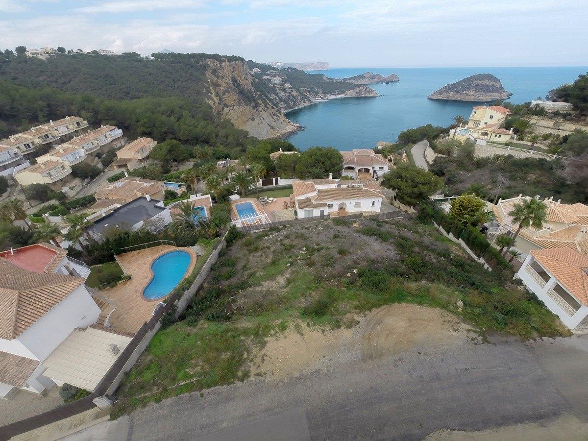 Villa de lujo en Javea.