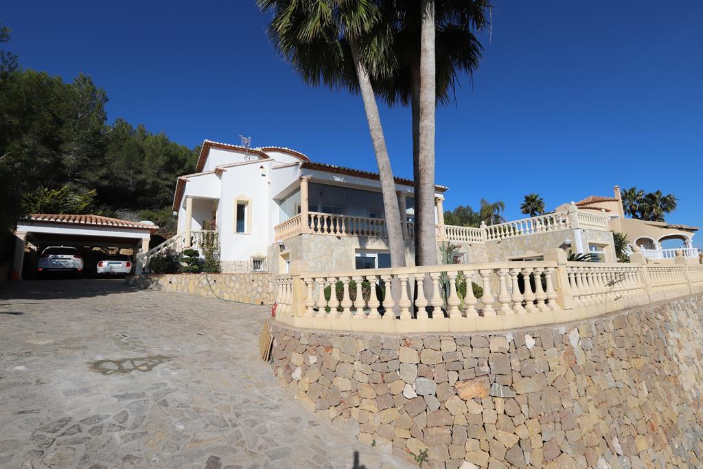 Villa en la Sella Golf Resort.