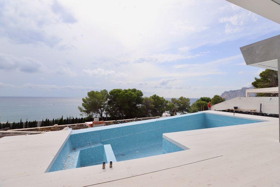 Villa de lujo de nueva construcción Benissa costa