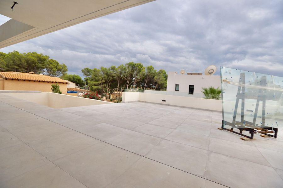 Villa moderna con vistas al mar Moraira.