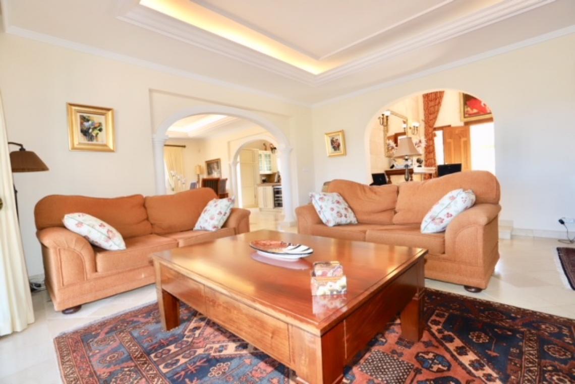 Villa de lujo en La Sella
