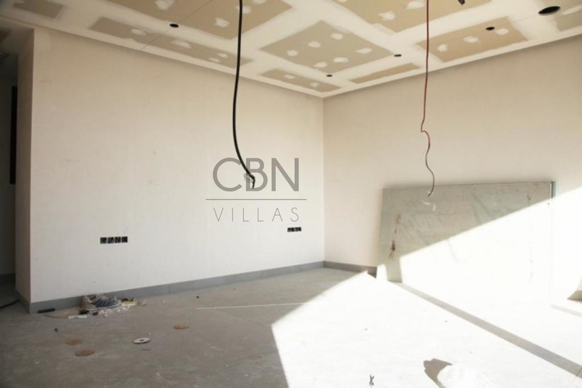 Villa de nueva construcción en Benissa Costa