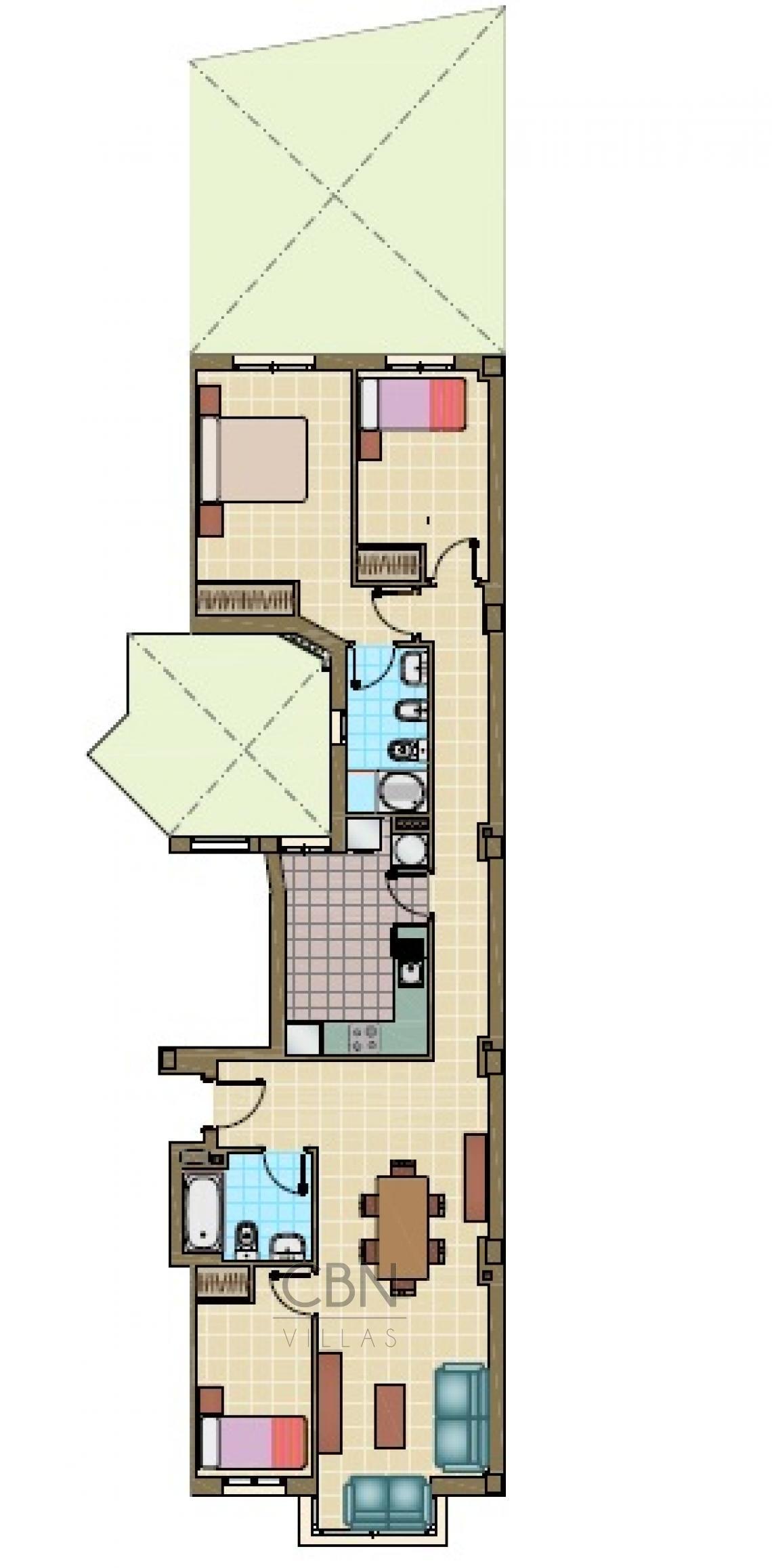 Promoción de viviendas nuevas en Primado Reig