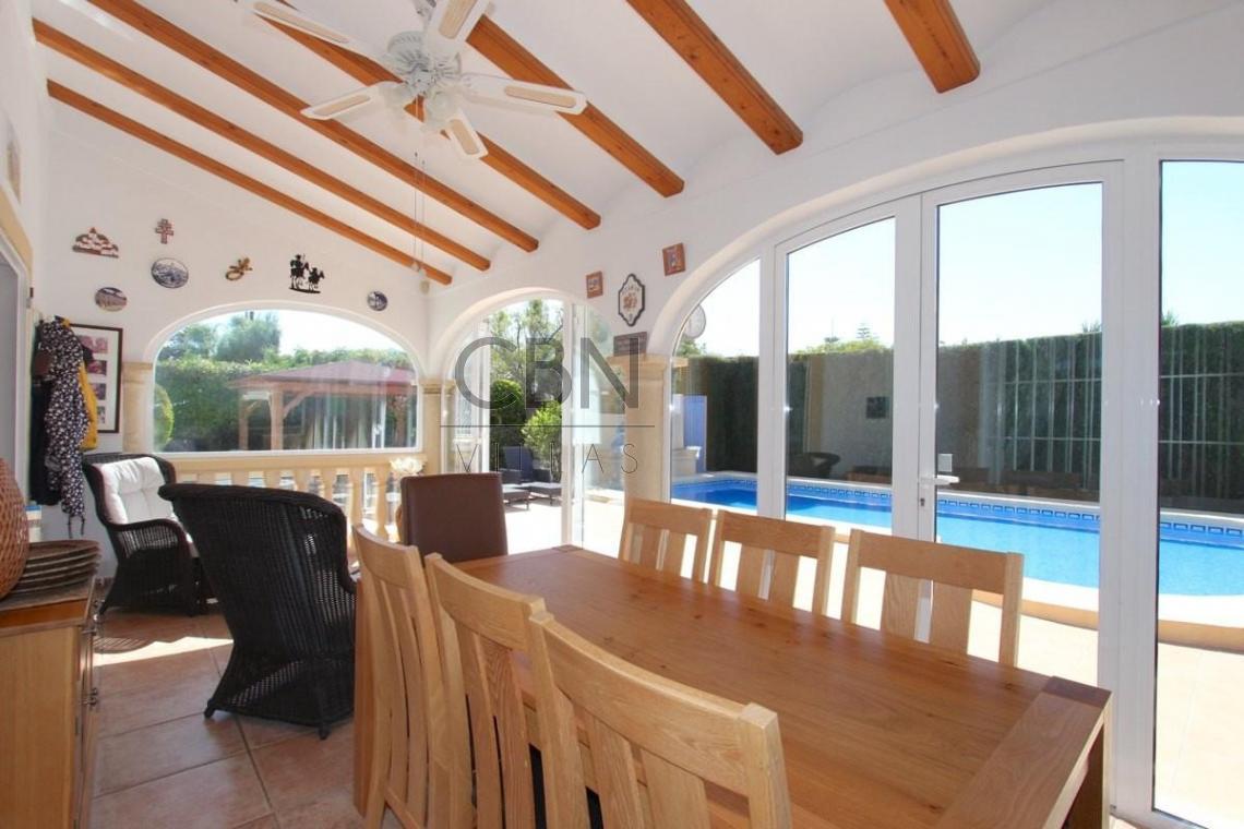 Villa en venta La Guardia Javea