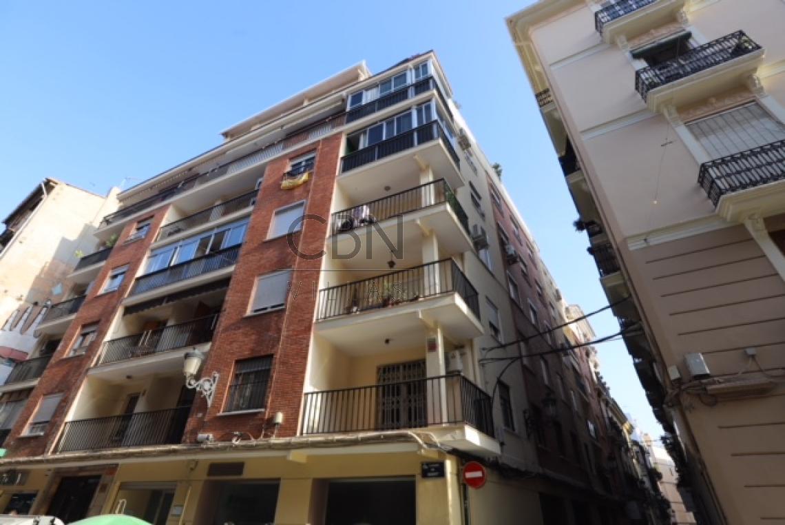 Piso en venta barrio del Carmen, Valencia