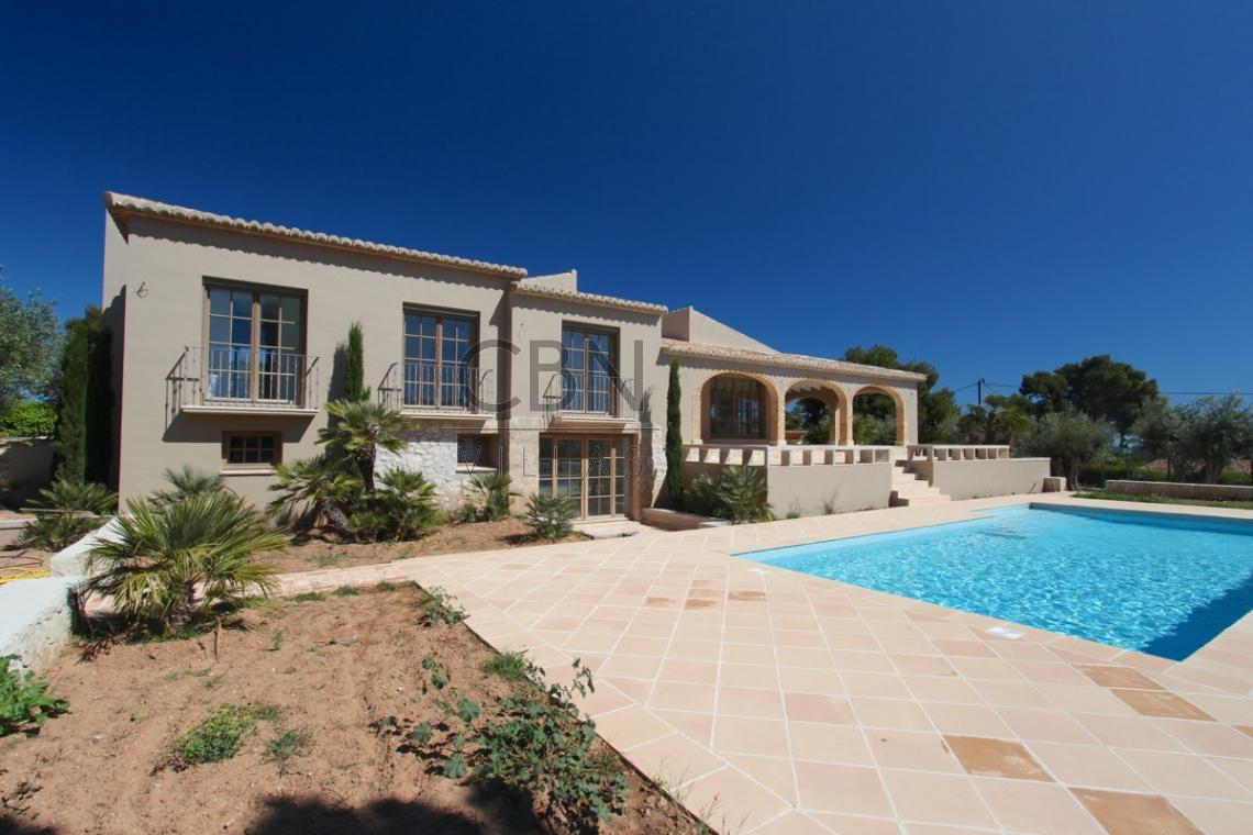 Villa de lujo en venta el Tosalet, Javea