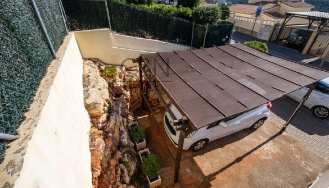 Estupenda propiedad con vistas en Gata de Gorgos