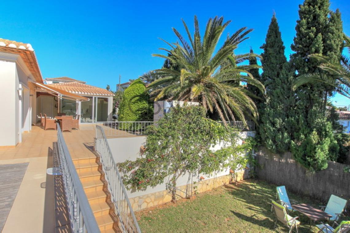Villa en venta en Dénia con espectaculares vistas