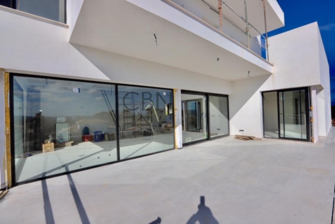 Villa moderna nueva construcción en Beniarbeig