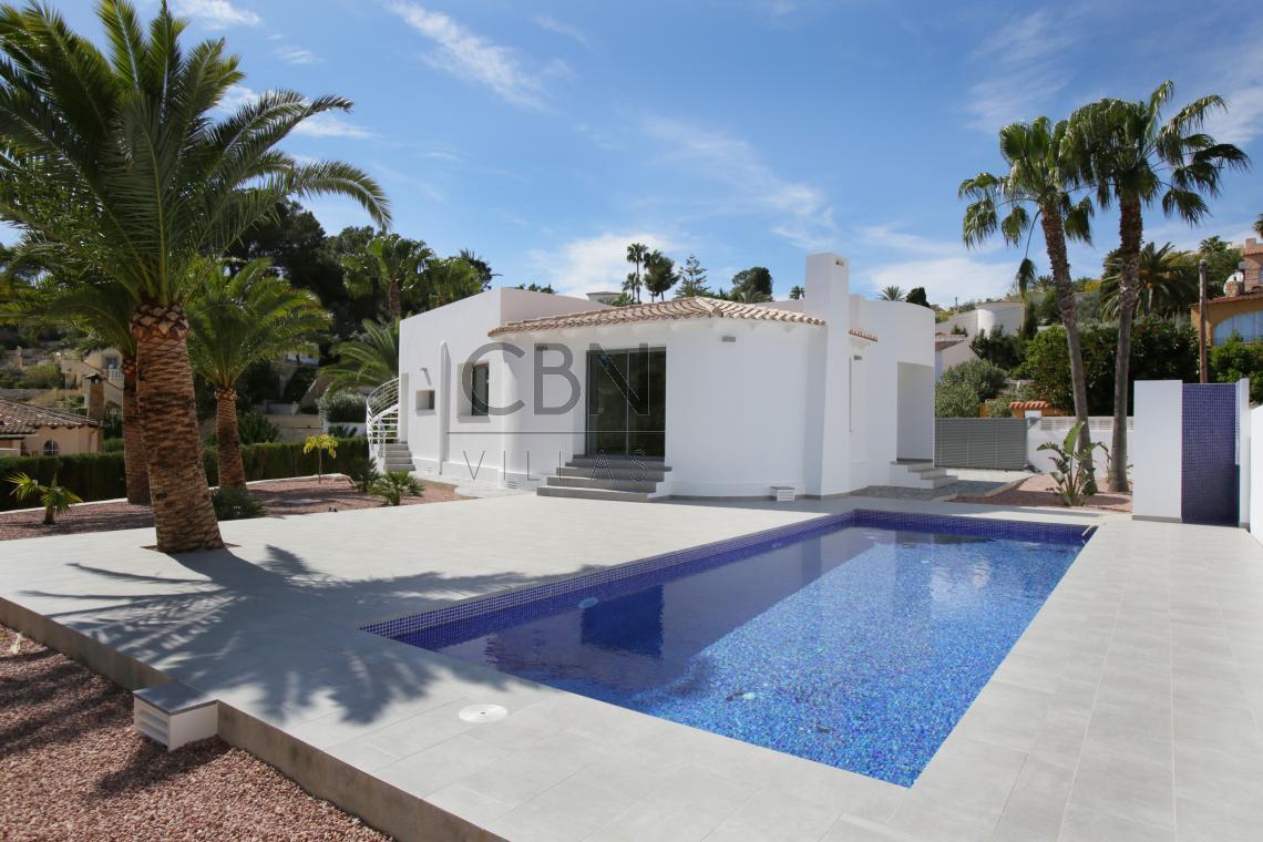 Casa moderna a la venta en Benissa Costa