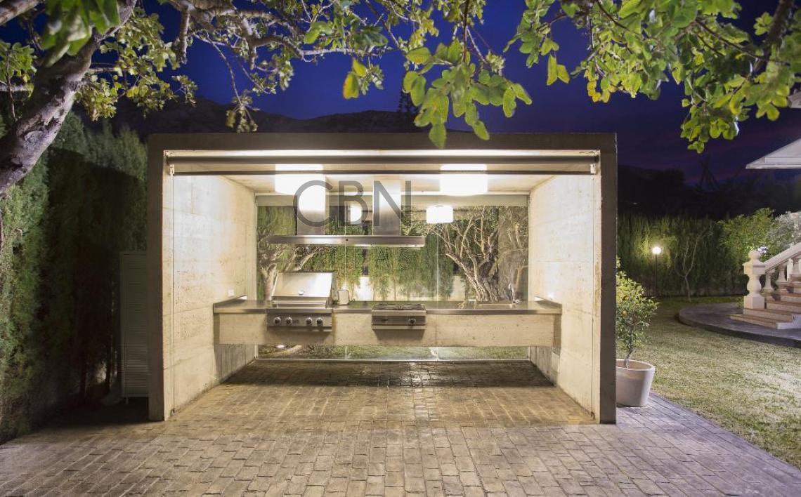 Villa en venta al lado del centro de Dénia