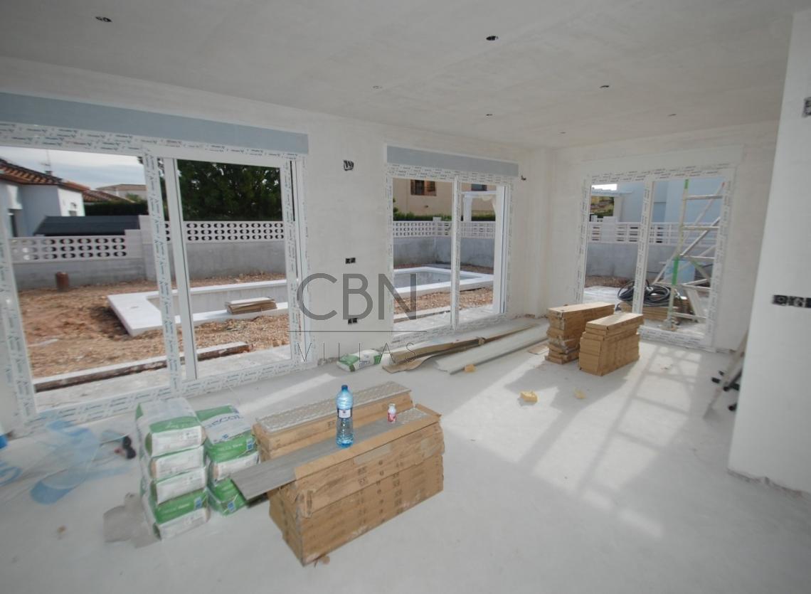 Villa moderna en venta Els Poblets