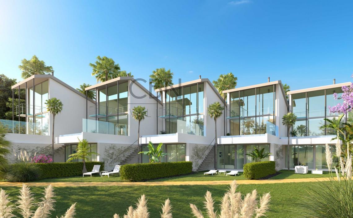 Espectaculares Villas modernas en Benalmádena